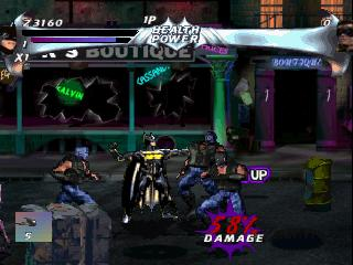 Screenshot Thumbnail / Media File 1 for Batman Forever - The Arcade Game [U]